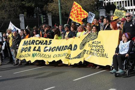 Propuestas y consecuencias económicas en el manifiesto por la dignidad del 22m