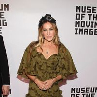 Sarah Jessica Parker en el Museum of the Moving Image