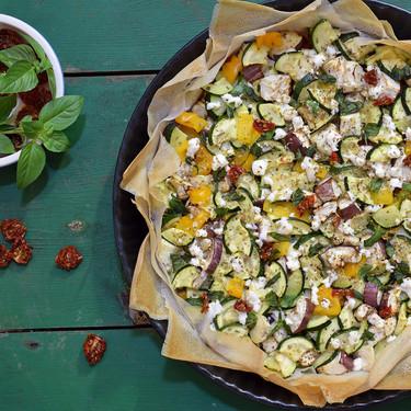 Comer sano en Directo al Paladar (LXX): el menú ligero del mes