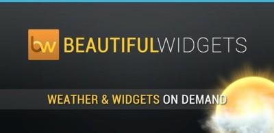 Beautiful Widgets tiene una nueva versión gratuita en Google Play