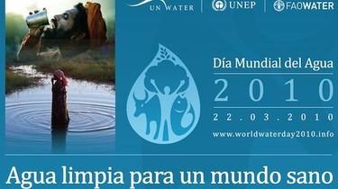 El agua contaminada causa millones de muertes de niños al año