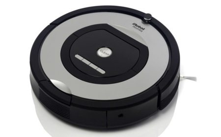 iRobot mejora sus Roomba más potentes
