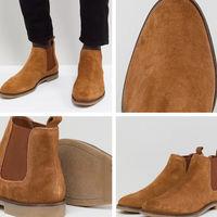 Puedes equipar tus pies para el otoño con estas botas Chelsea de Dune por 53,49 euros y envío gratis