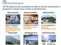 Home Away: web internacional de alquiler de apartamentos