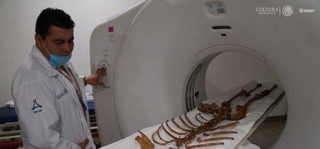 México resguardará los restos del esqueleto más antiguo de toda América