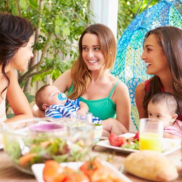 Siete cosas que no me gustan y una que me encanta de mis amigas que son madres