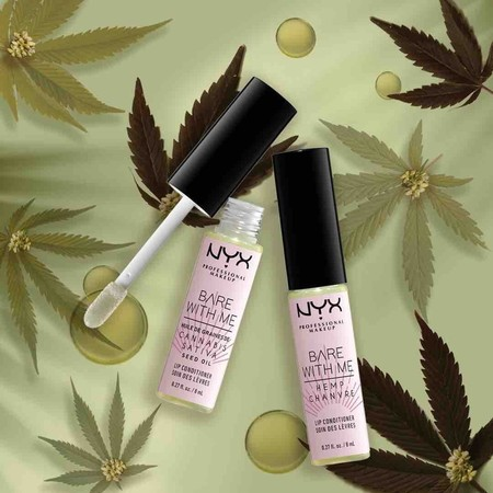 nyx cosmetics cannabis
