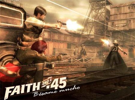 'Faith and a .45': nuevos detalles