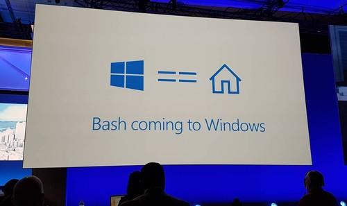 ¿Cómo ha logrado Microsoft que la consola Linux funcione en Windows 10?