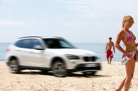 BMW X1, fotos espía casi al desnudo y nuevo teaser