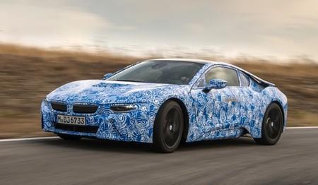 Nuevos datos sobre el BMW i8, híbrido enchufable