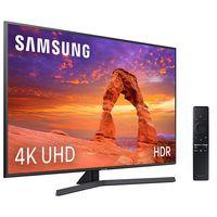 La moderna Samsung UE50RU7405, de 50 pulgadas, en estos momentos está a precio mínimo en Amazon, por 449,99 euros