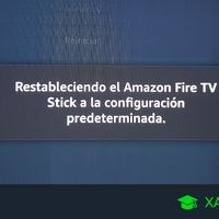 Cómo restablecer tu Amazon Fire TV Stick y resetear su configuración
