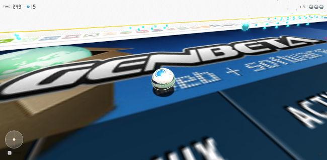 Jugando con Genbeta en 3D