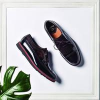 Clásicos contemporáneos: zapatos Blucher de Lottusse