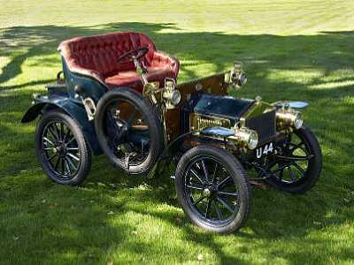 Subastarán el Rolls-Royce más viejo del Mundo