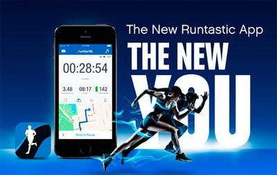 Runtastic 5.0 para Android agrega características relacionadas con la hidratación y estrena diseño