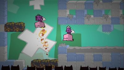 'Battleblock Theater'. Vídeo de una hora con comentarios de sus desarrolladores (The Behemoth)