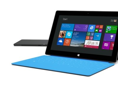 """Los tablets con Windows RT recibirán en septiembre una """"Update 3"""" de Windows 8.1"""