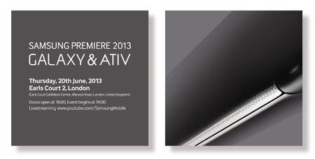 Samsung anuncia evento para el 20 de junio con presencia de la gama ATIV