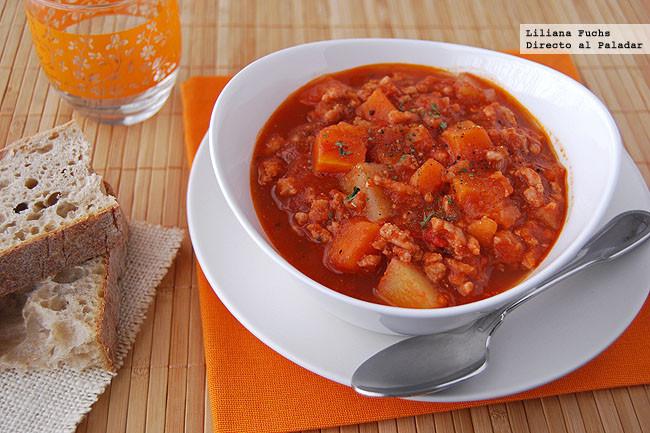 13 recetas con batata