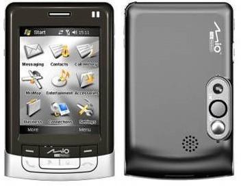 3GSM: Mitac Mio A501