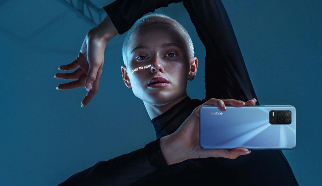 Realme 8 5G, un gama media ajustado que no prescinde de la última conexion móvil