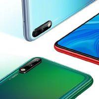 Nuevo Huawei Enjoy 10: doble cámara con 48 megapíxeles y 6GB de RAM para uno de los nuevos modestos de la firma