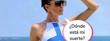 Diva se nace, no se hace: Nieves Álvarez derrocha glamour en bikini durante el peor verano de su vida (y para colmo, se encuentra con su ex)