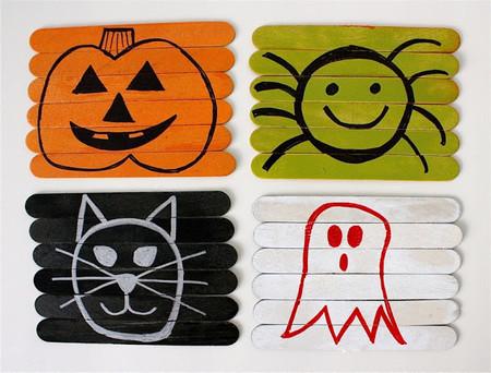 Manualidades Halloween Puzzles