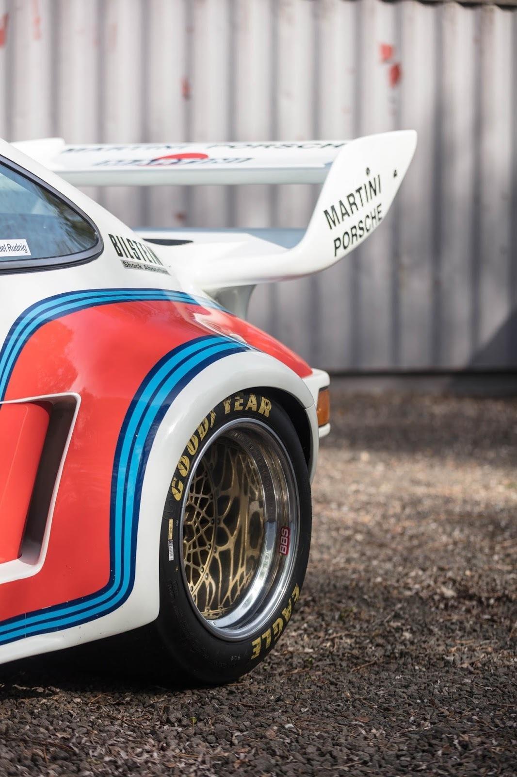 Foto de Porsche 930 clásico a subasta (15/42)