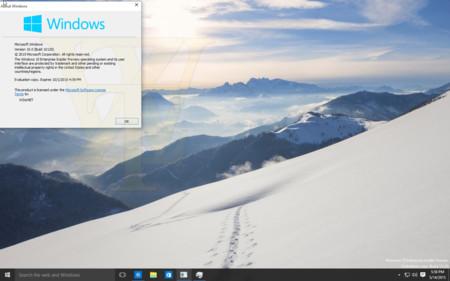 Pocas novedades y correcciones de bugs, así es la nueva Build 10120 de Windows 10 Preview