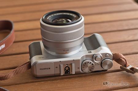 Fujifilm X A5 06