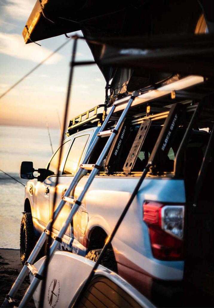 Foto de Nissan Titan XD Surfcamp (14/19)