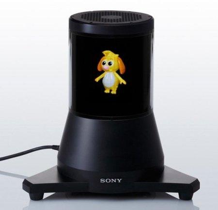 Pantalla 360 Sony