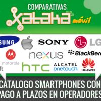 ¿Qué móviles hay disponibles con pago a plazos en las operadoras? Así queda el catálogo completo