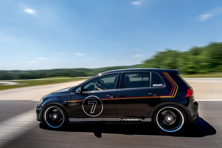 Vw Golf R Heritage Concept 1