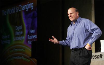 Steve Ballmer se retira: dejará Microsoft en un año