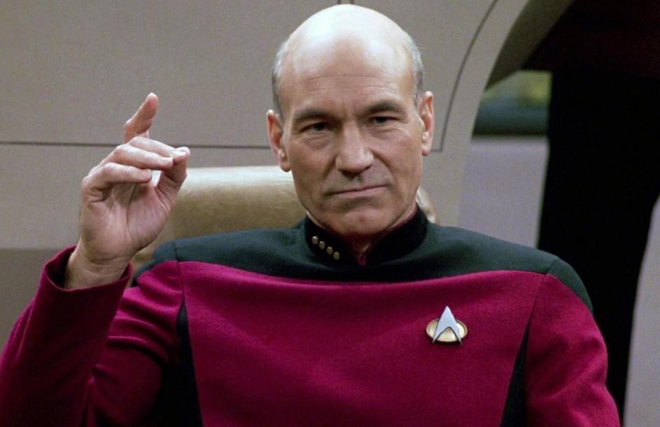 Amazon prepara un espinof de 'Star Trek': la nueva serie se centrará en el capitán Jean-Luc Picard