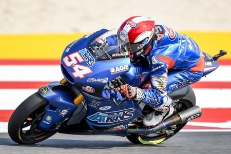 El protagonista del viernes en Moto2 es un Mattia Pasini dispuesto a animar la pelea por el liderato
