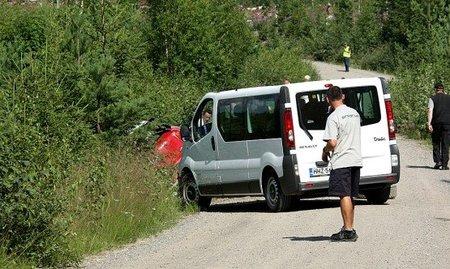 Mini y Citroën comienzan con mal pie los test previos a Finlandia