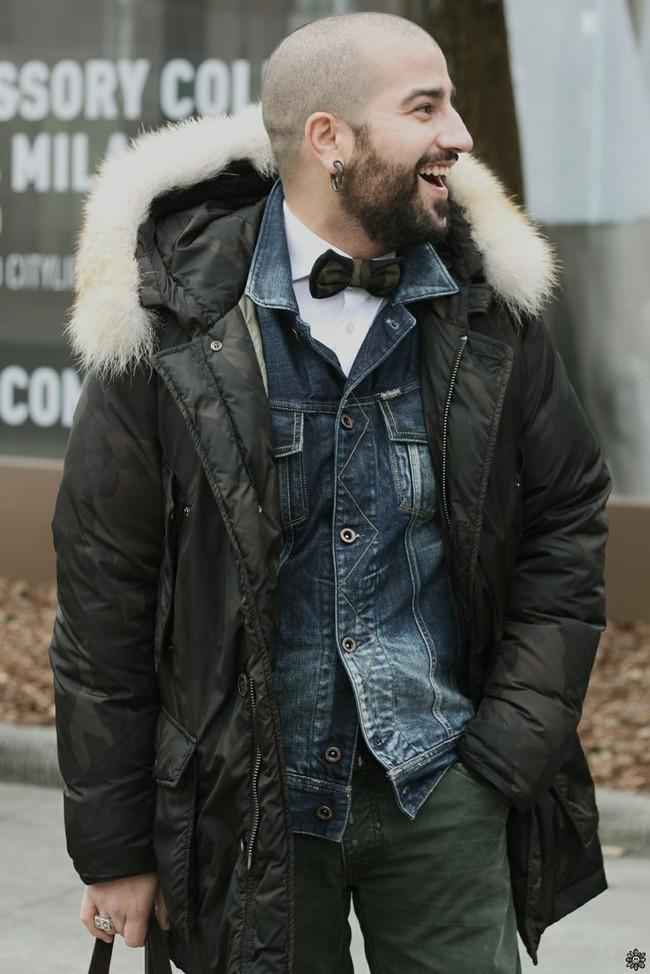 Men Parka Coats Winter Styles