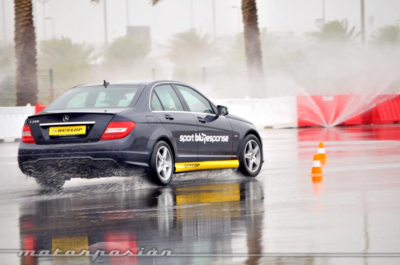 Foto de Dunlop Sport BluResponse, presentación y prueba en Yas Marina (12/24)