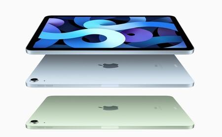 iPad Air 2020: sin marcos  y con el chip A14 Bionic, el primer procesador de 5 nm del mundo