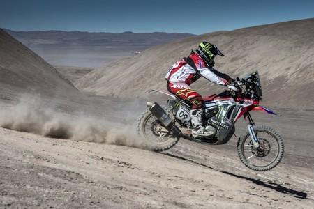Paulo Goncalves Atacama Rally 2017