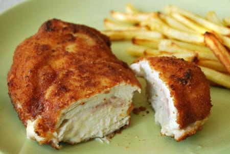Receta de san jabocos de pollo sin lactosa