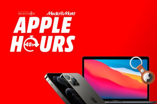 iPhone 12 de 128 GB a 799 euros, iPad Air (2020) a 579 euros, descuentos en AirTag y más ofertas en las Apple Hours de MediaMarkt