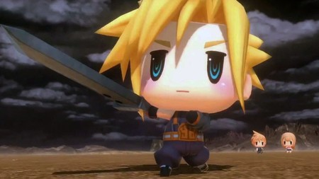 Ya puedes descargar la demo de World of Final Fantasy en PS4 y PS Vita
