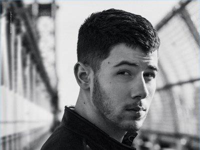Todas las imágenes y el vídeo de la campaña de John Varvatos protagonizada por Nick Jonas