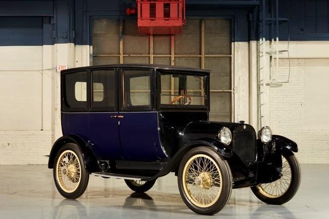 Video: Cien años de Dodge en cien segundos